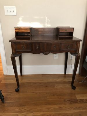Antique secretary desk for Sale in Fuquay-Varina, NC