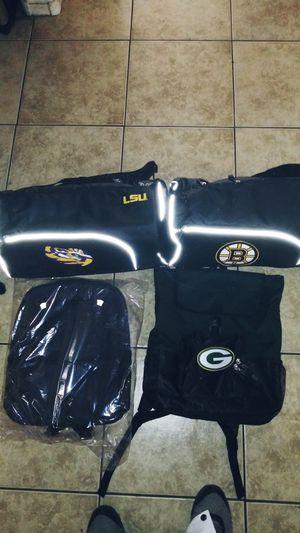 Sports duffle bags & backpacks for Sale in Phoenix, AZ