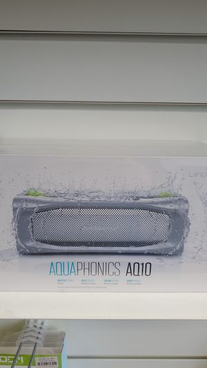 AQ10 bluetooth speaker for Sale in Silver Spring, MD