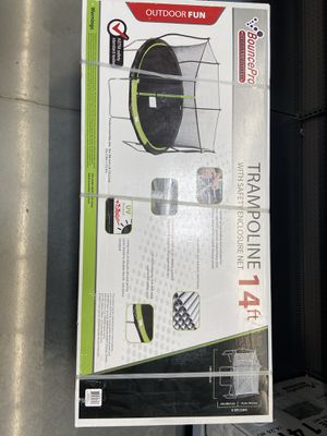 BouncePro 14-Foot Trampoline for Sale in Hartford, CT
