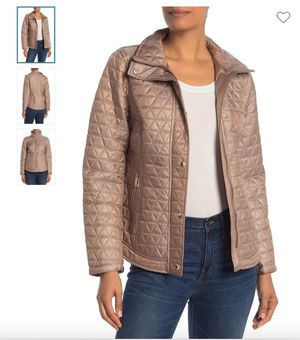 Michael Kors Missy Quilted Jacket NWT for Sale in Blue Bell, PA