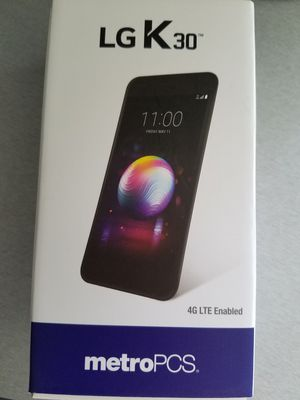 Metro by T mobile LG K 30 brand new for Sale in Renton, WA