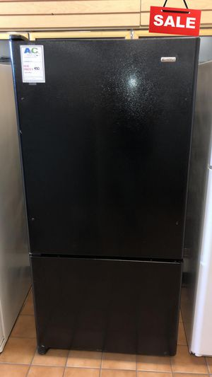 BIG BARGAINS!! CONTACT TODAY! Kenmore Refrigerator Fridge Black #1473 for Sale in Baltimore, MD