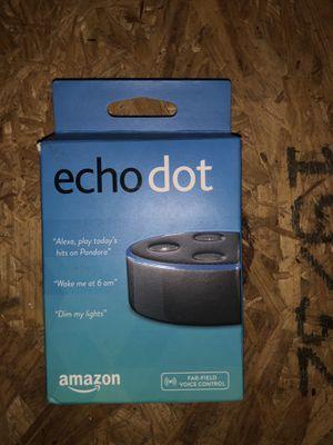 Alexa amazon echo dot for Sale in Durham, NC