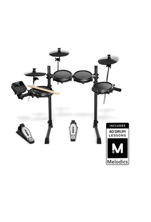 Alesis Drums Turbo Mesh Kit – Seven Piece Mesh Electric Drum Set With 100+ Sounds for Sale in Lorton, VA