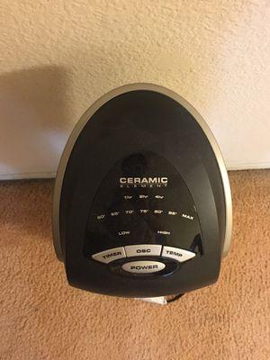 Lasko Ceramic Tower Space Heater 1500W for Sale in San Diego, CA