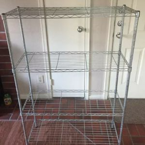 Small Stainless Steel Rack for Sale in Fort Worth, TX