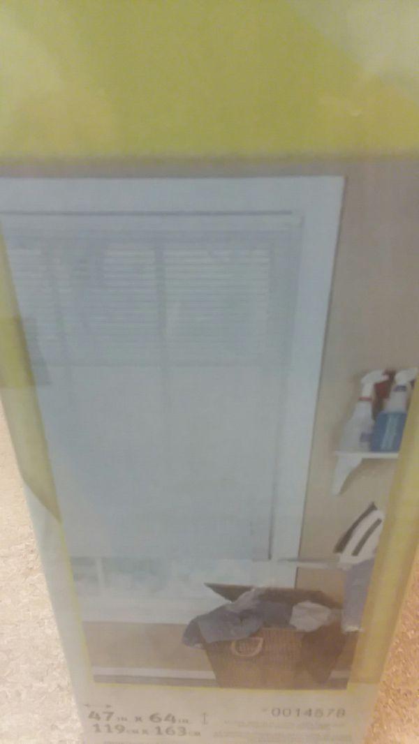 Brand new window blinds