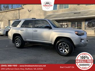2018 Toyota 4Runner for Sale in Stafford Courthouse,  VA
