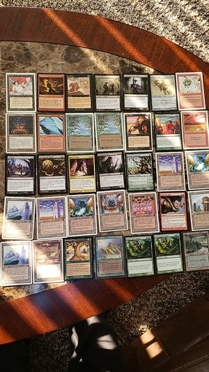 Magic the gathering cards, mtg, urzas power plant, sacrifice,flashfires for Sale in Pataskala, OH