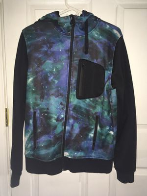 Empyre Surplus Co Galaxy Fleece Jacket for Sale in Rockville, MD