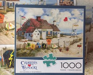 Buffalo Games 1000 Piece Jigsaw Puzzle for Sale in Laguna Woods, CA