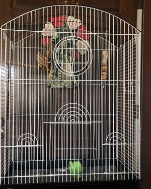 Bird cage/ with stand for Sale in Colma, CA