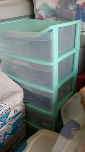 Plastic Storage containers for Sale in San Antonio, TX