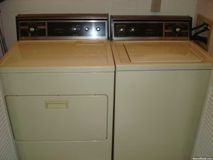 Free washer and dryer for Sale in Nashville, TN