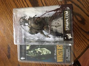 McFarlane's Monsters Collectable (2002) Blood Version for Sale in Anaheim, CA