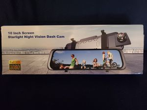 10in. Night Vision Dash Cam for Sale in Fremont, CA