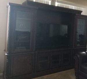 North Shore Entertainment Wall for Sale in North Las Vegas, NV