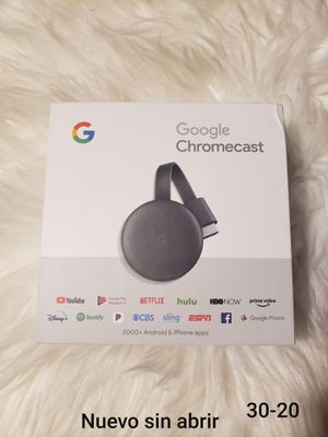 Google Chromecast, Light Bulbs, Topper etc.. for Sale in Tustin, CA