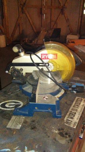 "10""compound miter saw for Sale in Cochran, GA"