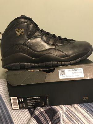 NYC 10s. DS Size 11 Jordan for Sale in Nashville, TN