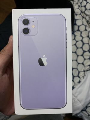 iPhone 11 (PURPLE) BRAND NEW!! for Sale in San Carlos, CA
