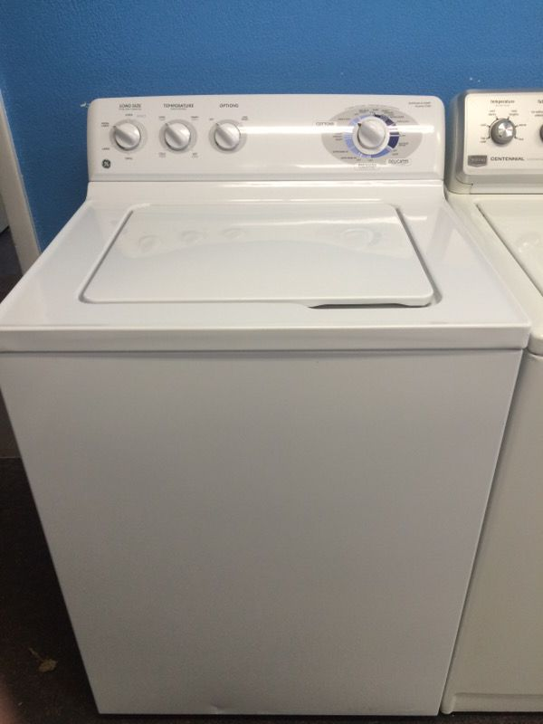 Reconditioned Ge Washer   Affordable Appliances For Sale