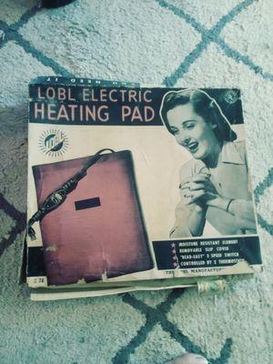 Vintage heating pad for Sale in La Verne, CA