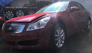 2007 - 2015 INFINITI G37 G35 Q40 SEDAN PARTS OUT! for Sale in Fort Lauderdale, FL
