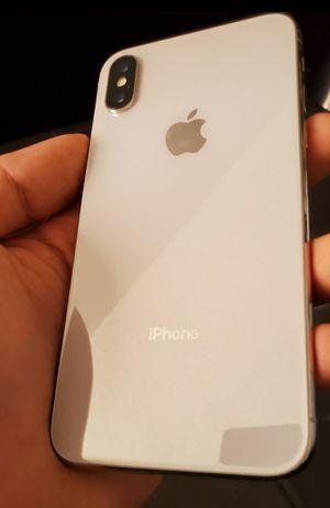 IPhone X 256GB Unlocked DESBLOQUEADO T-Mobile metro att Cricket verizon Sprint Boost more for Sale in Whittier, CA