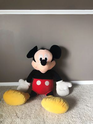 GIANT Mickey Mouse Plush 4 ft tall for Sale in Spring Hill, TN