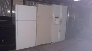 Fridges fridge refrigerator appliances stoves for Sale in Colton, CA