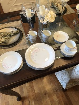 Noritake Carthage real China five piece serving set for Sale in Greenwood, IN