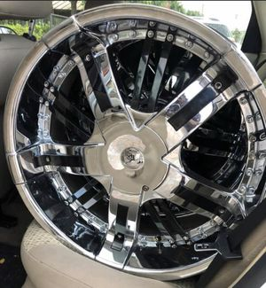 22 inch rims for Sale in Fort Lauderdale, FL