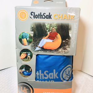 SlothSak Self Inflating Portable Chair for Sale in Central Falls, RI