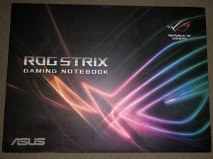 "New ASUS ROG STRIX GL703VD 17"" Gaming Notebook for Sale in Auburn, WA"