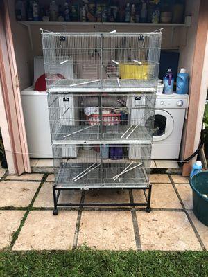 Birds cage for Sale in Miami, FL