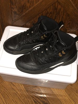 """Jordan 12 Retro """"The Master"""" for Sale in Maple Heights, OH"""