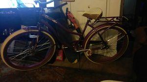 Ladies huffy bike 120$mens aluminum mtbike26inch 125$Girls mtbike Schwinn 100$.OBO for Sale in Westminster, CO