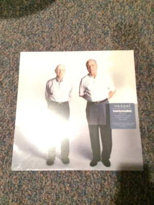 Twenty One Pilots Vessel (Limited Edition) Clear Vinyl for Sale in Rolla, MO