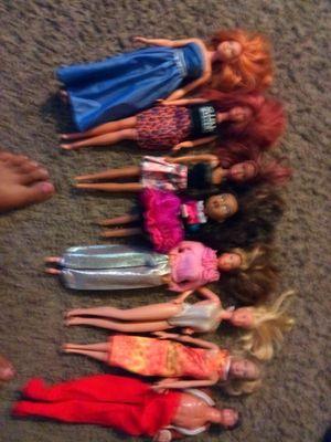 Barbie's $5 each for Sale in Lodi, CA