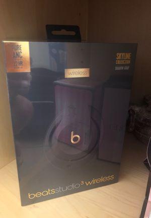 Beats Studio 3 Wireless for Sale in Palmdale, CA