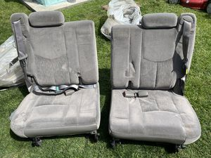 2005 Chevy Tahoe 3rd row seats. for Sale in Norwalk, CA
