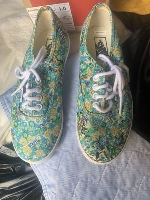 Kids vans shoes for Sale in San Bernardino, CA