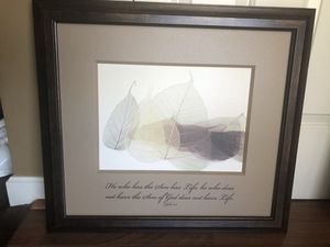 Frame with verse for Sale for sale  North Olmsted, OH