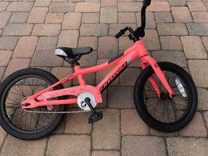 Cannondale Trail 16 inch single speed kids bike Pink for Sale in Winter Garden, FL