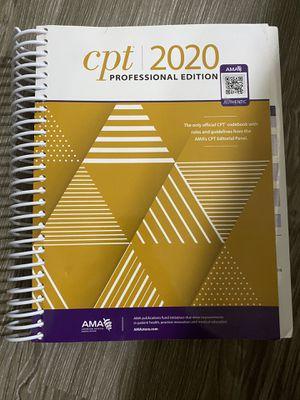 CPT 2020 for Sale in Pomona, CA