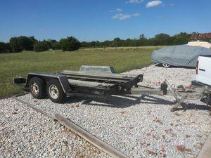 16ft car hauler for Sale in Dallas, TX