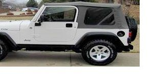 First.owner 2005 Jeep Wrangler Rubicon.Great Shape. 4WDWheels for Sale in Washington, DC