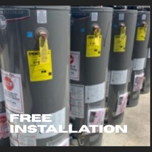 New rheem performance platinum water heater 40 50 and 75 gallons rheem performance platinum for Sale in Buena Park, CA